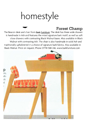 Irelands Home Interiors Living July 2012