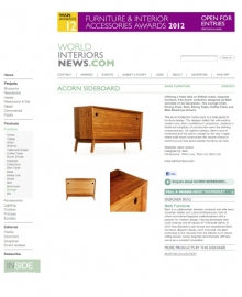 World Interior News.com June 2012