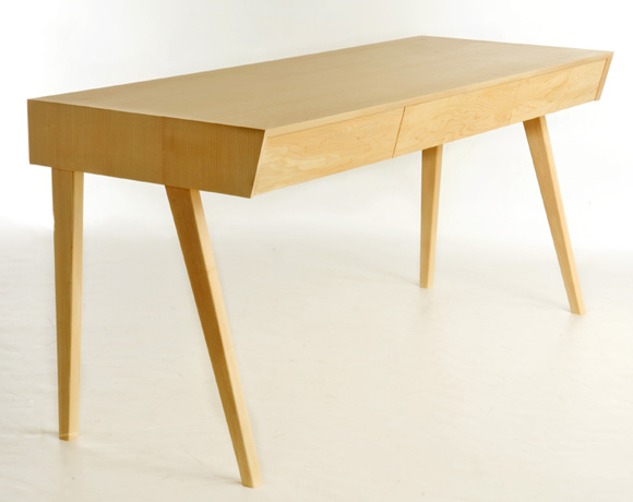 contemporary wooden desk beacon 5